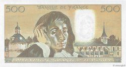 500 Francs PASCAL FRANCE  1993 F.71.52