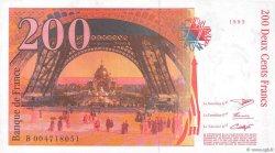 200 Francs EIFFEL FRANCE  1995 F.75.01 pr.NEUF