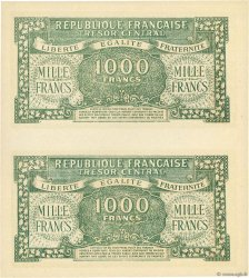 1000 Francs MARIANNE FRANCE  1945 VF.13.01 NEUF