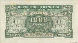 1000 Francs MARIANNE FRANCE  1945 VF.13.02 SUP