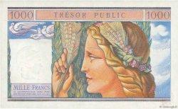 1000 Francs TRÉSOR PUBLIC FRANCE  1955 VF.35.02 NEUF