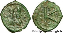 JUSTIN II et SOPHIE Demi-follis