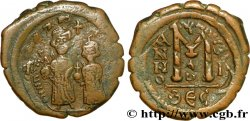 HERACLIUS and HERACLIUS CONSTANTINE Follis