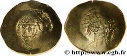 ISAAC II ANGELUS Aspron trachy (scyphate)