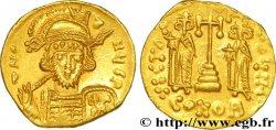 CONSTANTIN IV, HÉRACLIUS et TIBÈRE Solidus