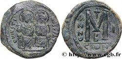 JUSTIN II and SOPHIA Follis