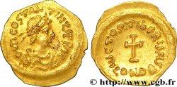TIBERIUS II CONSTANTINUS Tremissis fST