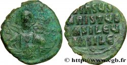 BASIL II and CONSTANTINE VIII Follis