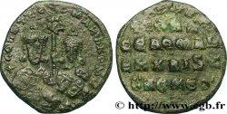 CONSTANTIN VII et ROMAIN II Follis