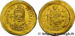 JUSTINIANO I Solidus EBC