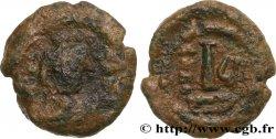 HERACLIUS and HERACLIUS CONSTANTINE Decanummium VF