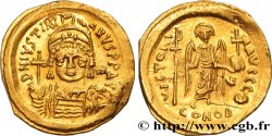 JUSTINIAN I Solidus
