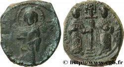 CONSTANTINE X DUCAS and EUDOCIA Follis