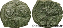 CONSTANTINE V and LEO IV Follis