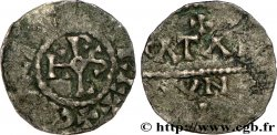 CHARLES THE SIMPLE AND COINAGE AT IS NAME Obole