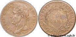 COLONIES FRANÇAISES - Charles X, pour la Martinique et la Guadeloupe 10 centimes 1828 Paris TTB+