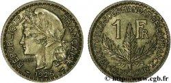 CAMEROON - TERRITORIES UNDER FRENCH MANDATE 1 Franc 1925 Paris AU
