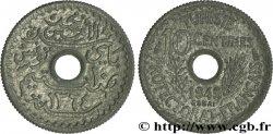 TUNISIE - PROTECTORAT FRANÇAIS Essai de 10 centimes 1945 Paris SPL63