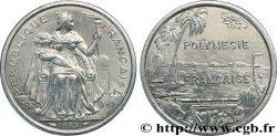 POLYNÉSIE FRANÇAISE 2 Francs 1993 Paris SPL