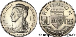 REUNION INSEL Essai de 50 Francs  1962 Paris