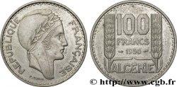 ALGERIEN Essai 100 Francs Turin 1950  fST