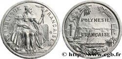 POLYNÉSIE FRANÇAISE 1 Franc I.E.O.M. 2003 Paris SPL