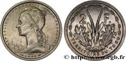 TOGO - FRENCH UNION Essai de 2 Francs Union Française 1948 Paris MS