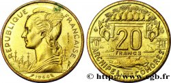 COMORES - Archipel Essai de 20 Francs 1964 Paris SUP