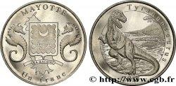 MAYOTTE 1 Franc Tyrannosaure 2015  MS