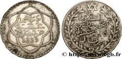 MAROCCO 10 Dirhams Moulay Hafid I an 1329 1911 Paris BB