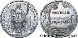 FRENCH POLYNESIA 2 Francs 2009 Paris