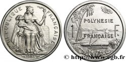 FRENCH POLYNESIA 1 Franc I.E.O.M.  1983 Paris