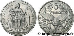 NEW CALEDONIA 5 Francs I.E.O.M. 1992 Paris