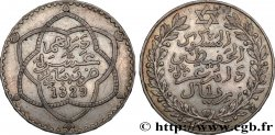 MAROKKO 10 Dirhams Moulay Hafid I an 1329 1911 Paris