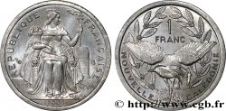 NEW CALEDONIA 1 Franc I.E.O.M. 2003 Paris