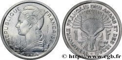 DJIBUTI - French Territory of the Afars and Issas  Essai de 1 Franc 1969 Paris