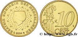 NETHERLANDS 10 Cent BEATRIX 2004