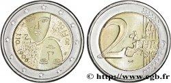 FINLANDE 2 Euro 100 ANS DU SUFFRAGE UNIVERSEL ET ÉGALITAIRE 2006 SPL