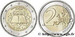 PAYS-BAS 2 Euro CINQUANTENAIRE DU TRAITÉ DE ROME 2007 SPL