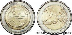 FINLANDE 2 Euro 10e ANNIVERSAIRE DE L'EURO 2009 SPL