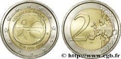 ITALIE 2 Euro 10e ANNIVERSAIRE DE L'EURO 2009