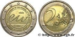 BELGIQUE 2 Euro PRÉSIDENCE BELGE DU CONSEIL DE L'UNION EUROPÉENNE 2010 SPL