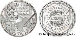 FRANCE 10 Euro des RÉGIONS - PAYS DE-LA-LOIRE 2010 MS