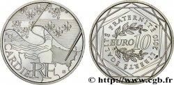 FRANCE 10 Euro des RÉGIONS - PICARDIE 2010 MS