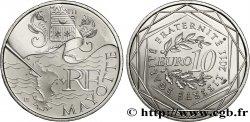 FRANCE 10 Euro des RÉGIONS - MAYOTTE (Drapeau) 2011