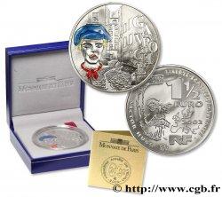 FRANKREICH Belle Épreuve 1 Euro 1/2 GAVROCHE des MISÉRABLES 2002