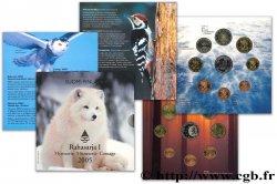 FINLANDIA SÉRIE Euro BRILLANT UNIVERSEL - Protection des animaux 2005 BU