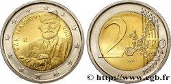 SAN MARINO 2 Euro 200e ANNIVERSAIRE DE LA NAISSANCE DE GIUSEPPE GARIBALDI 2007 Brilliant Uncirculated