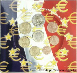 FRANCE SÉRIE Euro BRILLANT UNIVERSEL 2004 BU