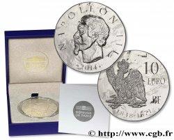 FRANCE 10 Euro NAPOLEON III 2014 FDC